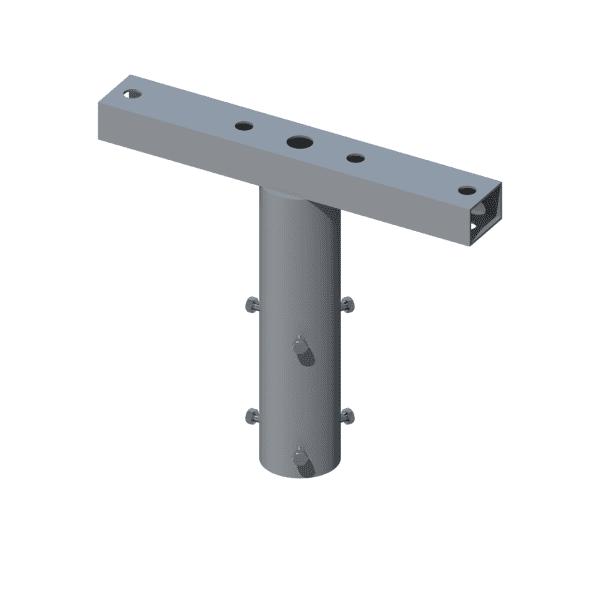 Pole Top Accessory (400mm Cross Arm)