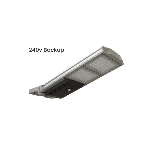 240v Flare Solar Smart Streetlight