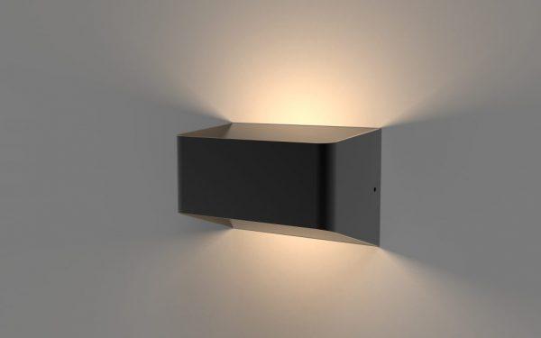 10w ARC Up/Down Wall Light